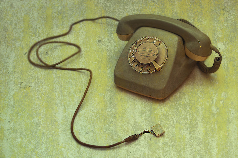 Our suicide mission: how we've cut off the landline