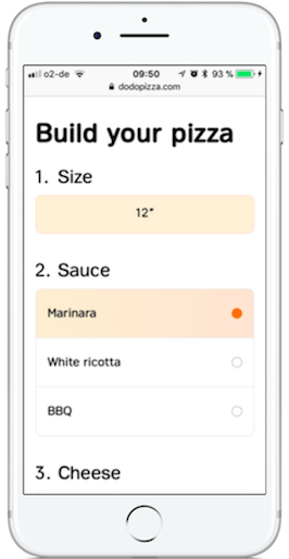 "Hacking the American pizza: how we tried to invent a better ""build your own pie"" service"