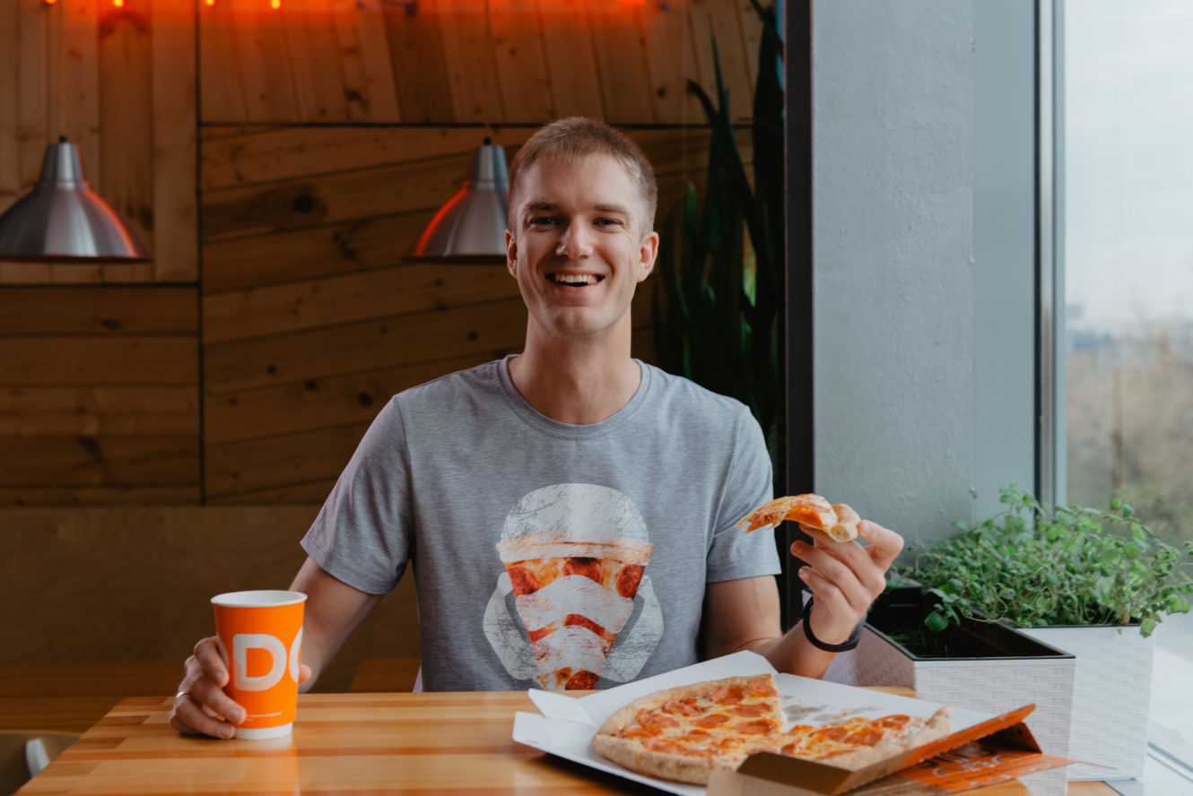 Rate your pizza: Dodo testing its killer feature