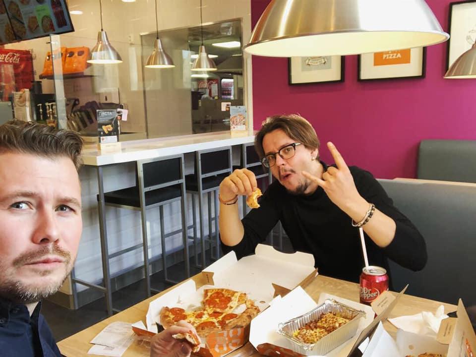 Dodo Pizza Baltiysk: feeling blessed