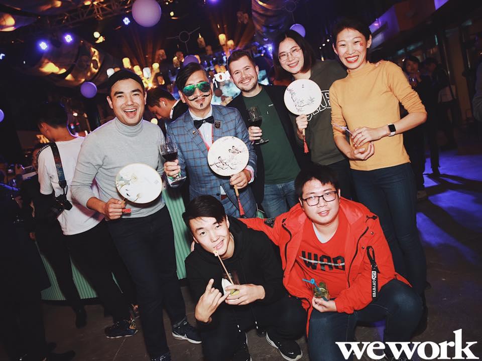Dodo & WeWork, Hangzhou opening