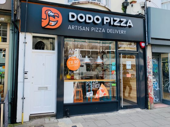 Dodo Brighton total relaunch: our first win