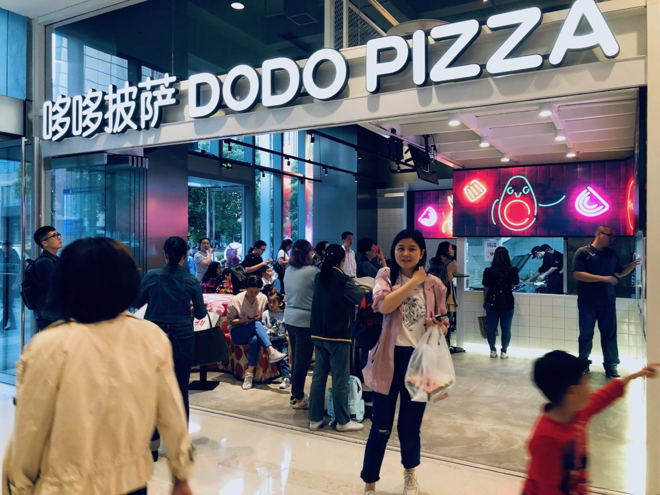 Dodo Pizza in Hangzhou: Day 5